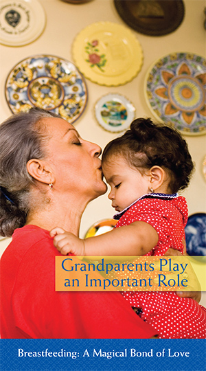 Grandparents Play an Important Role Brochure Thumbnail