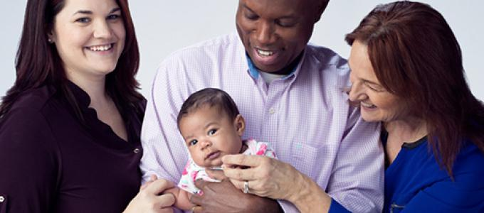 Talk to Your Family about Breastfeeding